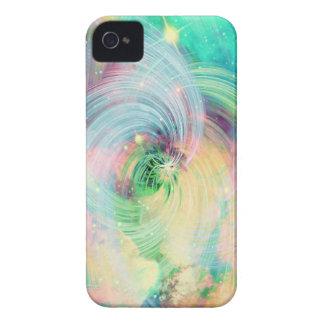 銀河系の渦巻のプリント Case-Mate iPhone 4 ケース