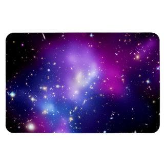 銀河系の集りのレインコートJ0717の宇宙の写真 マグネット