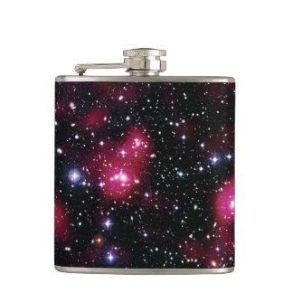 銀河系の集りAbell 901/902のハッブルの宇宙の写真 フラスク