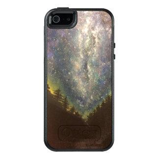 銀河系の電話箱 オッターボックスiPhone SE/5/5s ケース