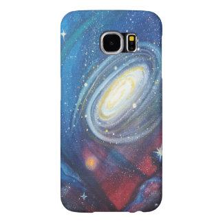 銀河系の電話箱 SAMSUNG GALAXY S6 ケース