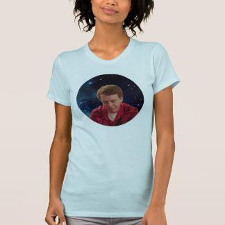 銀河系デイヴィッド Tシャツ