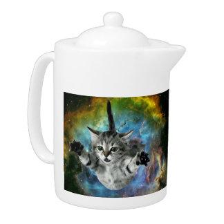 銀河系猫の宇宙子ネコの進水