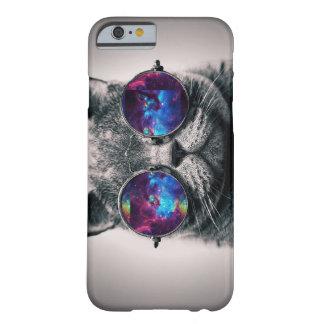 銀河系猫のiPhone6ケース Barely There iPhone 6 ケース
