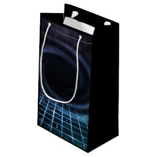 銀河系間サイファイの背景 スモールペーパーバッグ