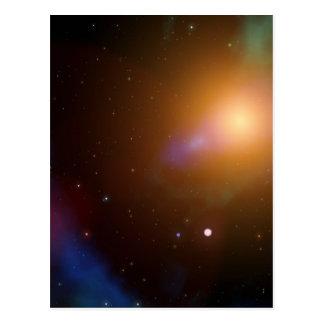 銀河系 ポストカード