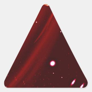 銀河系 三角形シール