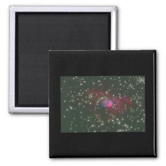銀河系。 (銀河系; 宇宙; 星; color_Space場面 マグネット