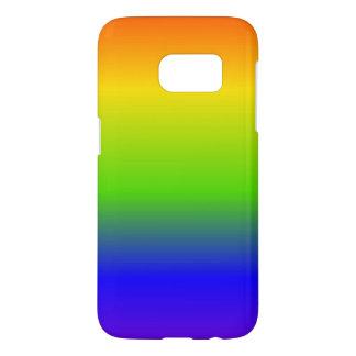 銀河系G7の虹のプライドの電話箱 SAMSUNG GALAXY S7 ケース