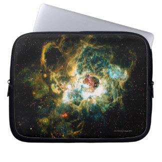 銀河系M33のNGC 604 ラップトップスリーブ