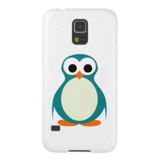 銀河系S5のペンギンの例 GALAXY S5 ケース