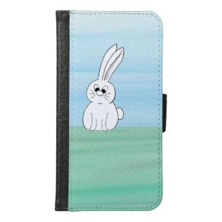 銀河系S6の財布のバニーの箱 GALAXY S6 ウォレットケース