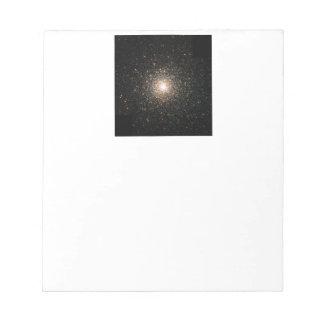 銀河 ノートパッド