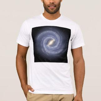 銀河 Tシャツ