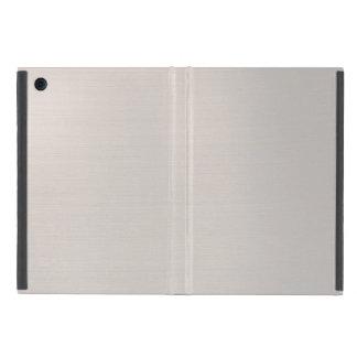 銀色の金属 iPad MINI ケース