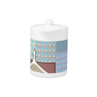 銀行建物都市空のベクトル