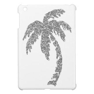 銀製のグリッターの効果のヤシの木のiPad Miniケース iPad Mini カバー