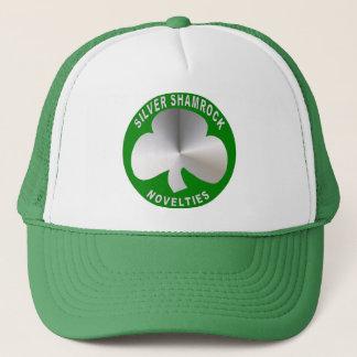 銀製のシャムロックのノベルティの帽子 キャップ