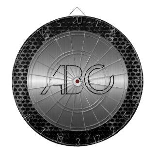 銀製のステンレス鋼の金属の穴 ダーツボード