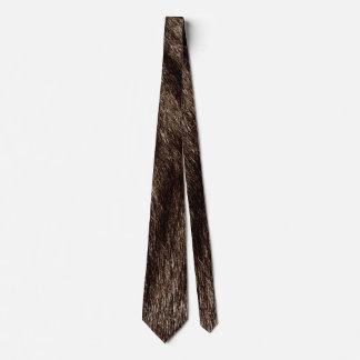 銀製のトラの毛皮 ネックウェアー