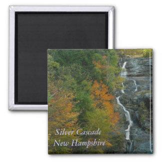 銀製の滝NHの   磁石