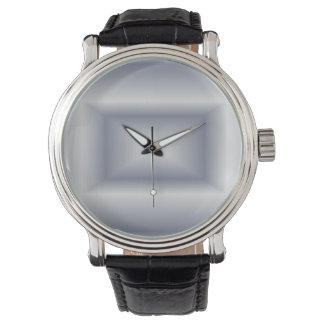 銀製の火炎信号 腕時計