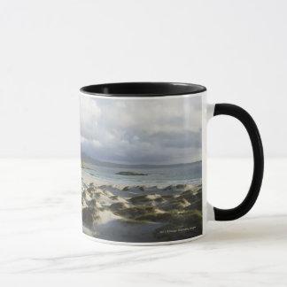 銀製の繊維のビーチ マグカップ