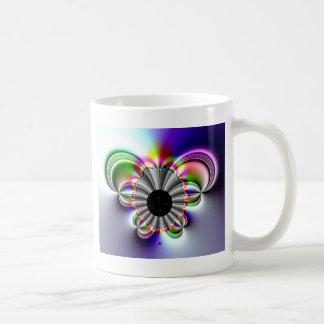 銀製の虹 コーヒーマグカップ