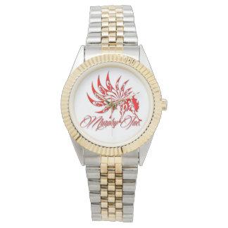 銀製の金ゴールドの男性のマーフィー株式会社の腕時計 腕時計