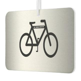 銀製の金属サイクリングの芳香剤 カーエアーフレッシュナー