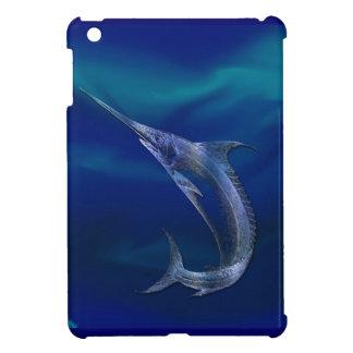 銀製のsailfishのipadの小型カバー iPad mini case