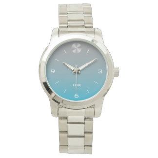 銀製ディスク|モノグラムのクラシック 腕時計