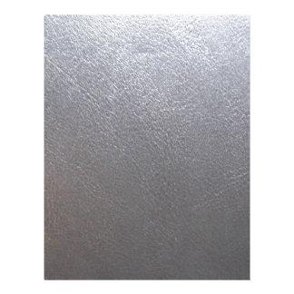 銀製灰色の輝き: レザールックの終わり レターヘッド