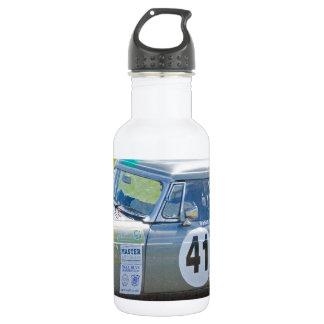 銀MGのレースカー ウォーターボトル