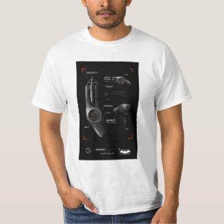 銃の図表を取り組むこと Tシャツ