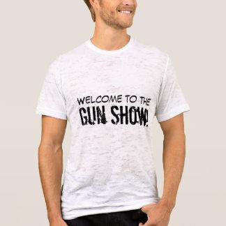 銃の展示会 Tシャツ