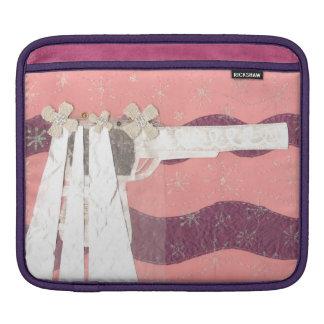 銃の花嫁の私パッドの袖 iPadスリーブ