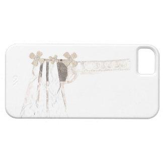 銃の花嫁の私電話5/5S箱 iPhone SE/5/5s ケース