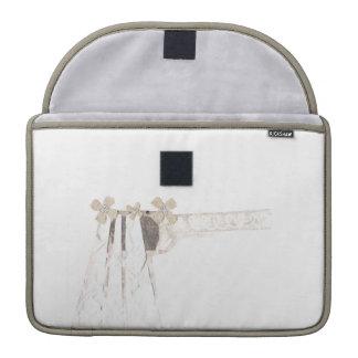 銃の花嫁のMacbookの袖 MacBook Proスリーブ
