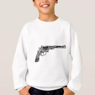 銃の銃 スウェットシャツ