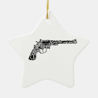 銃の銃 セラミックオーナメント