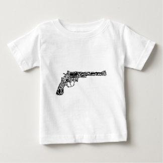 銃の銃 ベビーTシャツ
