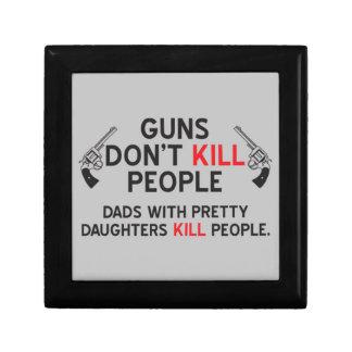 銃はかわいらしい娘kを持つ人々のパパを殺しません ギフトボックス