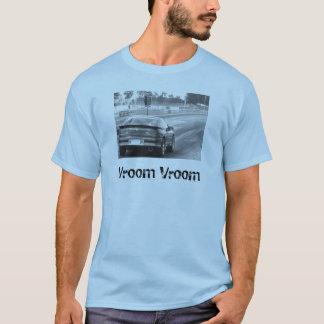 銃撃戦013 - (2)を、Vroom Vroomコピーして下さい Tシャツ