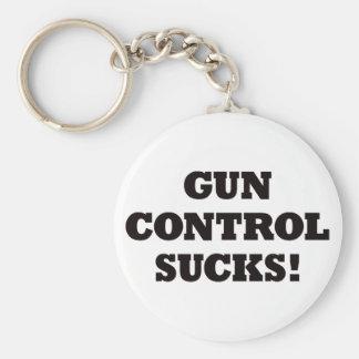 銃砲規制の最低 キーホルダー