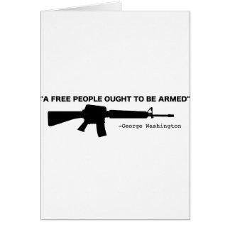 銃砲規制無し カード