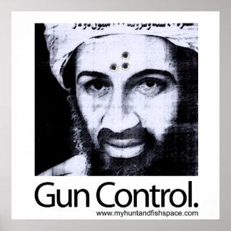 銃砲規制 ポスター