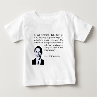 銃、宗教、反感、商品 ベビーTシャツ