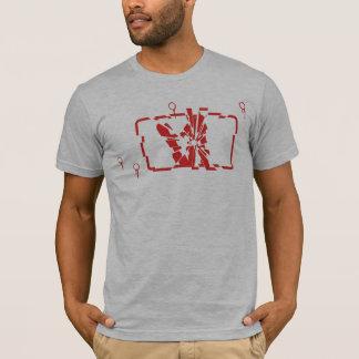 銃!! Tシャツ