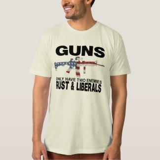 銃 Tシャツ